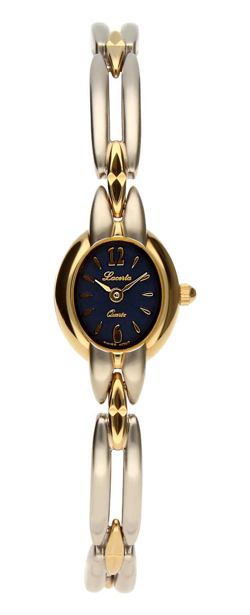 Šperkové švýcarské dámské hodinky Lacerta 751 273 79 pozlacené 3MIC 4301f11a71