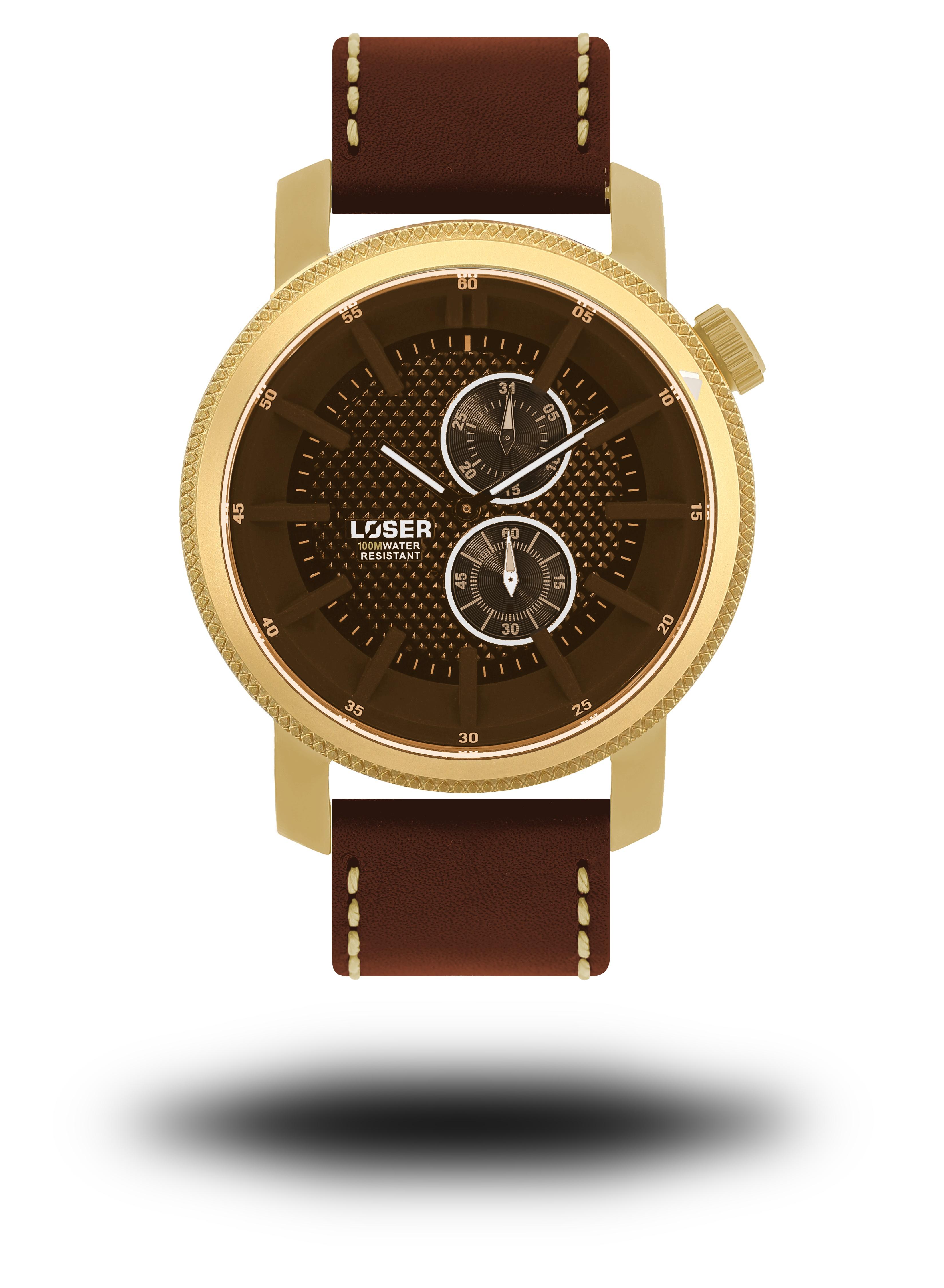 Luxusní nadčasové sportovní vodotěsné hodinky LOSER Infinity EMPIRE 9932f1cc27