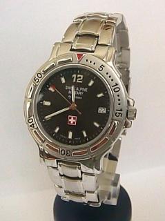 Luxusní švýcarské značkové vodotěsné hodinky Grovana 2065.1237 SAM f8de2d142d