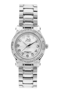3d10954ee Dámské ocelové módní voděodolné hodinky JVD steel J4128.1 - 5ATM POSLEDNÍ  KUS VE STAŇKOVĚ
