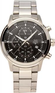 a8cf8f8f9ae Vysoce spolehlivé odolené vodotěsné chronografy hodinky JVD seaplane  JC667.1 POŠTOVNÉ ZDARMA!