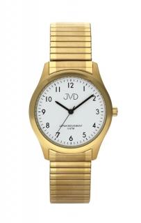 8ae4db78b14 Dámské ocelové náramkové hodinky JVD J1111.4 na pérovém pásku
