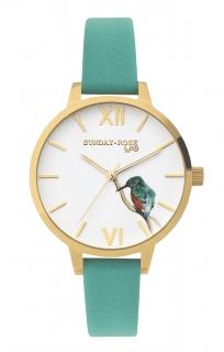 8933caadcc7 Dámské luxusní designové hodinky SUNDAY ROSE Spirit WONDERLAND